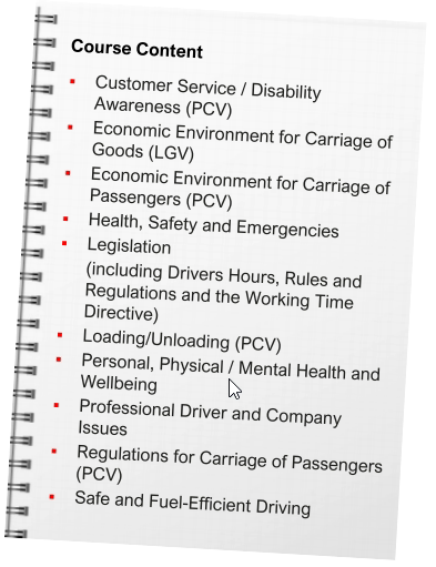 PSV – Drivers Rights, Duties & Legislation Made Easy
